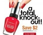 Save $2 on Sally Hansen Complete Salon Manicure Nail Polish (Exp. April 30/14)