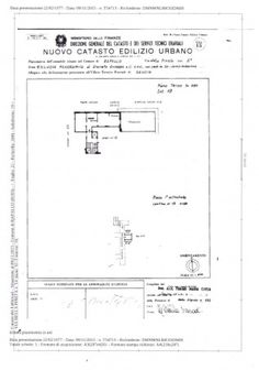 Vendita Appartamento Rapallo. Monolocale in via della Pineta 3. Buono stato, terzo piano, terrazza, riscaldamento autonomo, rif. 51650989