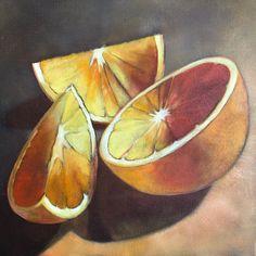 Oil on canvas - Susan Slump Oil On Canvas, My Arts, Painting, Painting Art, Paintings, Painted Canvas, Drawings