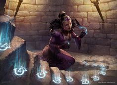 Magic the Gathering on the Behance Network