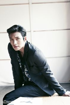 Ji Chang Wook Is Dashing In Modern Style For Allure Korea's May 2014 Issue