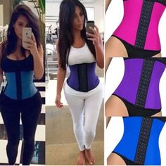 COMING SOON! Latex Corset Waist Trainer as worn by Kim Kardashian. This is the top of the line rubber waist trainer at 100% latex. Due to the price of these items I will not keep many in stock. However if you would like one, you can request a special order and I will make you a listing. Special orders will take one week and color request may be possible. Accessories