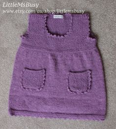 LittleMsBusy Handknitted Treasures - Directory - The Make It Collective Winter Wear, Summer Wear, The Make, How To Make, How To Wear, Baby Wearing, Crochet Clothes, Hand Knitting, Knitwear