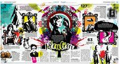 Miss Peregrine's Un Hogar Peculiar #infografia #infographic #movie #Miss #Peregrines
