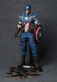 Captain-America-The-First-Avenger-Hot-Toys-Movie-Masterpiece-16-Scale-Collectible-Figure-Captain-America