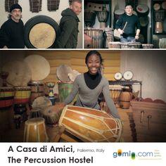 Jambè and music A casa di Amici
