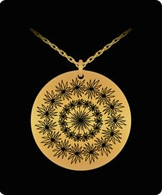 Laser Engraved Gold Plated or Stainless Steel Flower Design 1 Necklace Laser Engraving, Flower Designs, 18k Gold, Mall, Gold Necklace, The Incredibles, Stainless Steel, Shop, Flowers