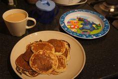 easy pancake recipe - toddler breakfast ideas