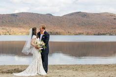 A Rustic Fall Wedding at the Mountain Top Inn & Resort in Chittenden, Vermont