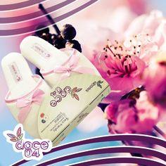 Slipper básica loungewear blanco con cinta rosada ¡Perfectas para ti! #Chic #Trendy #Sleep #Love #Like