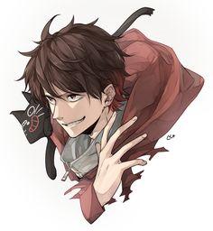 Anime Guys, Manga Anime, Anime Art, Vocaloid, Character Design, Artsy, Poses, Drawings, Level 5