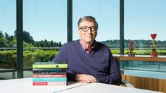 Here are the 5 books Bill Gates thinks you should read this season.