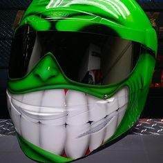 Custom Airbrushed Motorcycle Helmet by Airgraffix.com 121