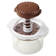Tovolo Mini Whip Cream Whipper. How easy is this?!