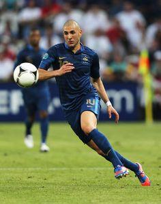 BENZEMA, Karim | Forward | Real Madrid (ESP) | @9Benzema | Click on photo to view skills