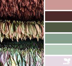Tobacco Tones   Design Seeds    #color #colorscheme #home #design #art #mood #colorcombinations #homedecorating