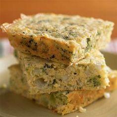 Broccoli Bread | MyRecipes.com