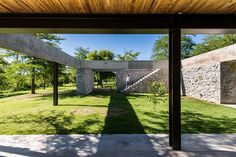 Concrete-and-glass house in Argentina is spare and beautiful - Curbedclockmenumore-arrow : Casa GS is meant to be 'timeless'