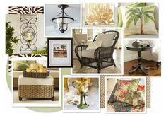 british colonial interior design - J'adore Decor: West Indies Style @ Pottery Barn jadoredecor.blogspot.com