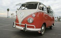 1965 VW 11 window Kombi Bus