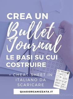 bullet journal italiano | bullet journal idee | bujo tutorial #bulletjournalitaliano #bulletjournalita
