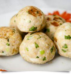 Κεφτεδάκια γαλοπούλας Baked Potato, Sweet Recipes, Potatoes, Baking, Ethnic Recipes, Food, Gourmet, Potato, Bakken