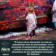 El futuro de la educación, por Ken Robinson