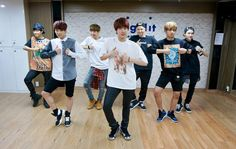 BTS - Something Dance Practice