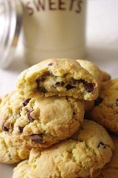 Les meilleurs cookies aux pépites de chocolat du monde !