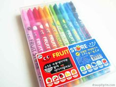 Take notes using different colored pens. | 36 Life Hacks Every College Student Should Know