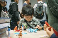 【親子×DIY×地上最大】発明と創造と役に立つ情報がいっぱいの展示会!家族で楽しめます!〜Maker Faire Tokyo 2015〜