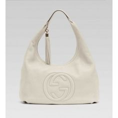e5e7f2df2766 Gucci Soho Large Hobo Off-White Sale Gucci Bags Outlet