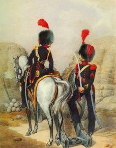 Артиллерия Королевской гвардии