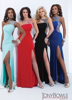 Red Prom Dresses - Long and Short Red Formal Gowns | Promgirl.net