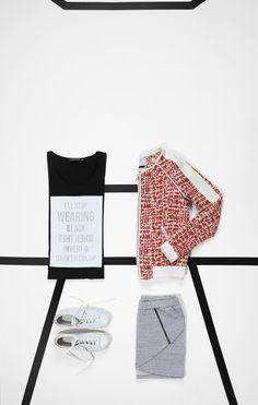 Costes Fashion, Sportswear