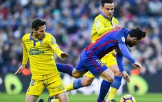 Las Palmas To Wear Spanish Flags As Referendum Violence Threatens Barcelona Game - beIN SPORTS USA