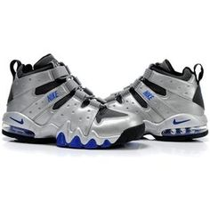 http://www.asneakers4u.com/ Charles Barkley Shoes   Nike Air Max2 CB 94 Sliver