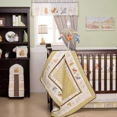 Kids Line Winnie the Pooh Together Time 4 Piece Crib Bedding Set by Kids Line, http://www.amazon.com/dp/B004TTPYMC/ref=cm_sw_r_pi_dp_fs.gqb0S3ZBTE