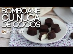 BOMBOANE CU NUCA DE COCOS Gluten
