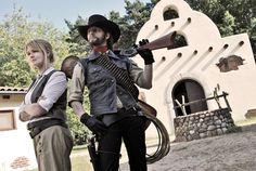 Red Dead Redemption :: Bonnie and Cly... John by Pumkin-Portfolio