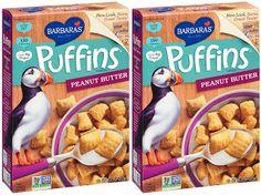 Steward of Savings : $1.00/1 Barbara's Puffins Cereal Coupon! ONLY $2.79 at…