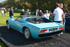 Photo gallery from the 2013 Cars and Coffee at the Amelia Island Concours, held Saturday, March 9 at the Golf Club at the Ritz-Carlton on Amelia Island, Florida.