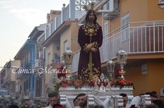 Jesús Cautivo de las Misericordias, Málaga (El atabal) 2017