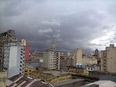 Céu de chuva SP