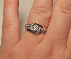 Engagement Ring Hand Shot 33