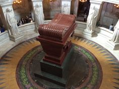 Napoleon's Tomb  Photo taken by clevelandglobetrotter (follow on Instagram)