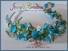 #Baby #bows cute #headbands for #girls by Jennifer Perez.