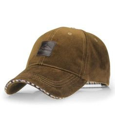 [AETRENDS] Newly Winter Hats for Men Baseball Cap Fashion casquette polo 4 Colors for Choice Z-1937