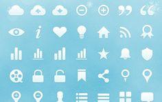 24 Fresh New Icon Sets Released in 2012   SpyreStudios