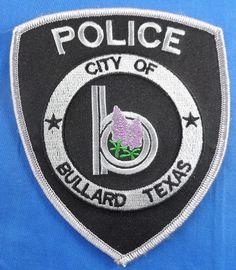 Bullard PD TX 2